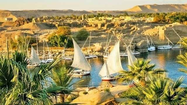 3 day trip Luxor and Aswan from El Quseir