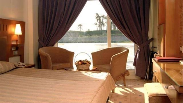 5 Days Nile river Cruise From Luxor on Zen Mojito Nile Cruise