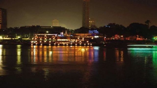 Cairo Night Dinner Cruises on Andrea Memphis