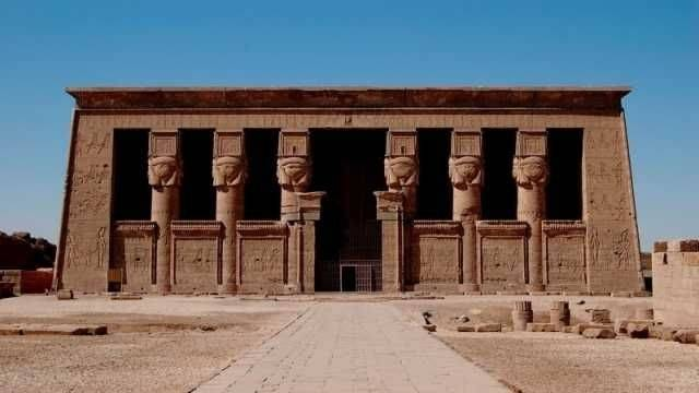 Dendera and Abydos day tour from Safaga port