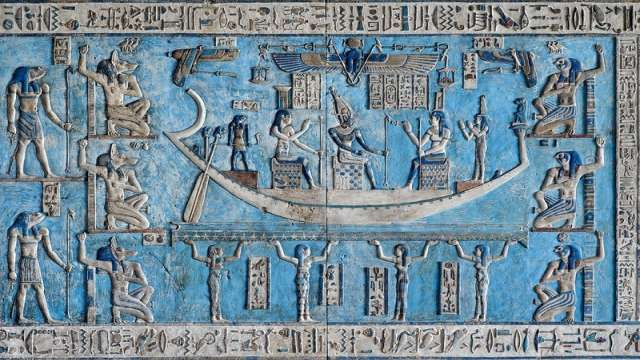 Dendera day tour from Hurghada