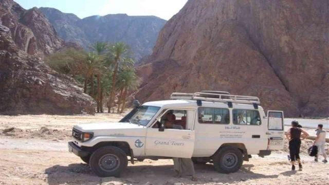 Desert Super Safari Excursions by Jeep from Marsa Alam