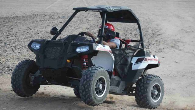 El Gouna sunset car buggy tours