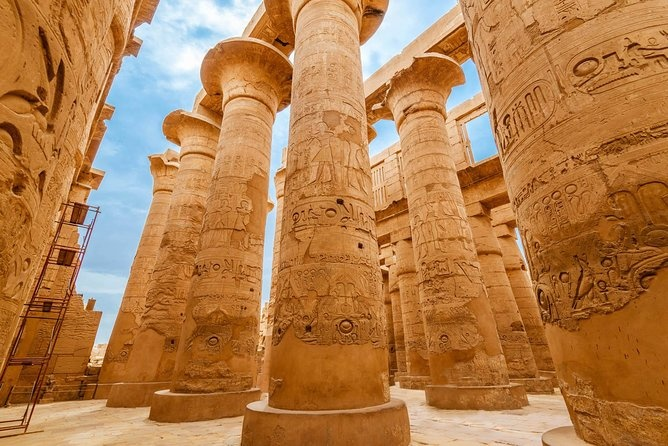 Luxor Tours from Marsa Alam