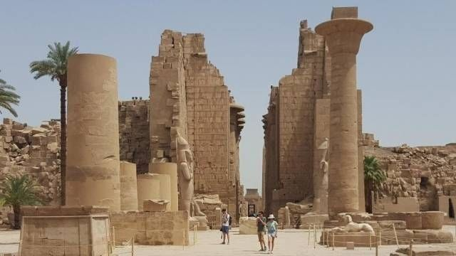 Luxor and Cairo two days tour from Safaga Port