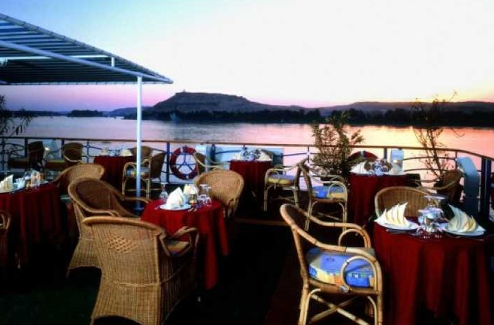 Nile Cruises From Makadi