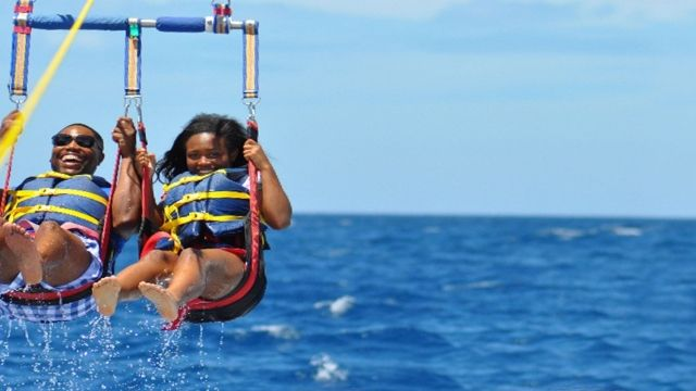 Parasailing Excursions from Hurghada