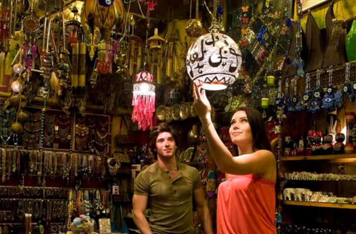 Shopping Tours From Marsa Alam