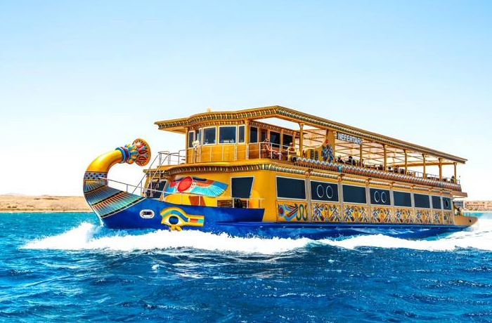 Submarine Trips From El Gouna