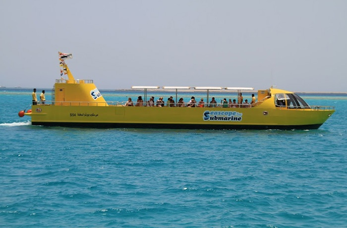 Submarine Trips From Marsa Alam