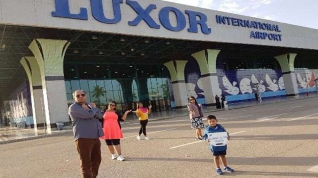 Transfer from Aswan to Luxor Airport