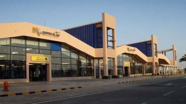 Transfer from Concorde Moreen Beach Resort to Marsa Alam Airport