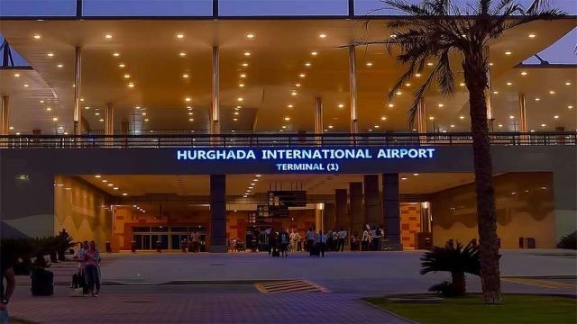 Transfer from Port Ghalib to Hurghada Airport