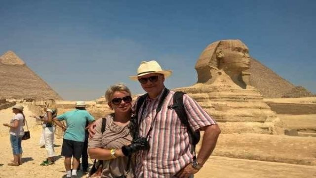 Two Day Cairo Excursions From El Gouna By Flight