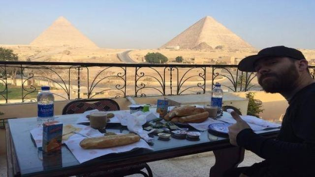 Two Day Cairo Excursions From Portghalib By Flight