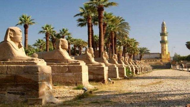 Two Day Trip to Luxor from Sahl Hasheesh