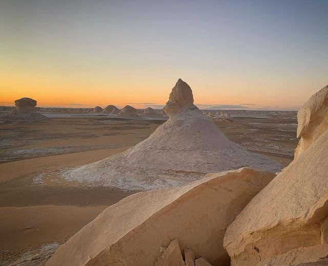 Two days tour to Bahariya Oasis and white desert from Cairo