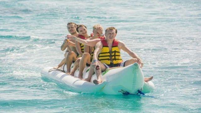 Utopia island Snorkeling Tours in Hurghada