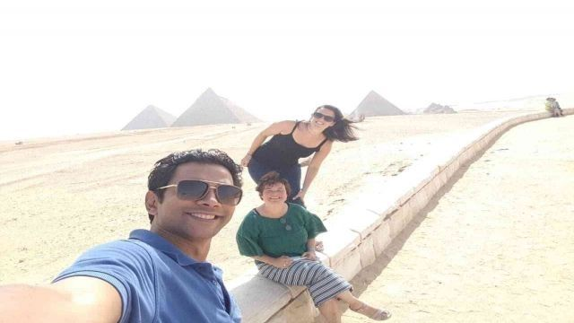 luxor and cairo two days tours from El Gouna