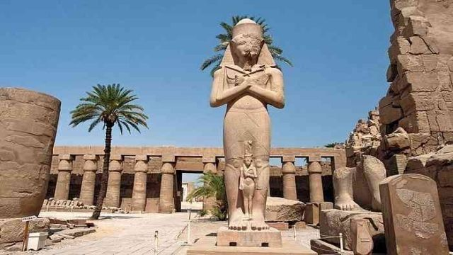 luxor aswan and abu simble two days tour from El Gouna