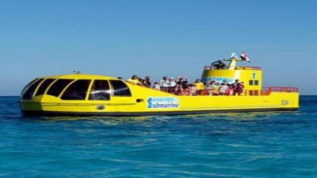 semi submarine Makadi Egypt red sea Excursions