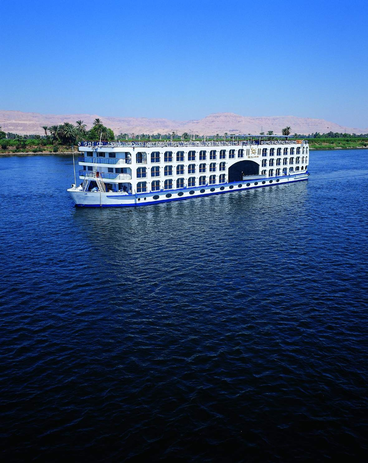Grand Princess Nile Cruise Egypt