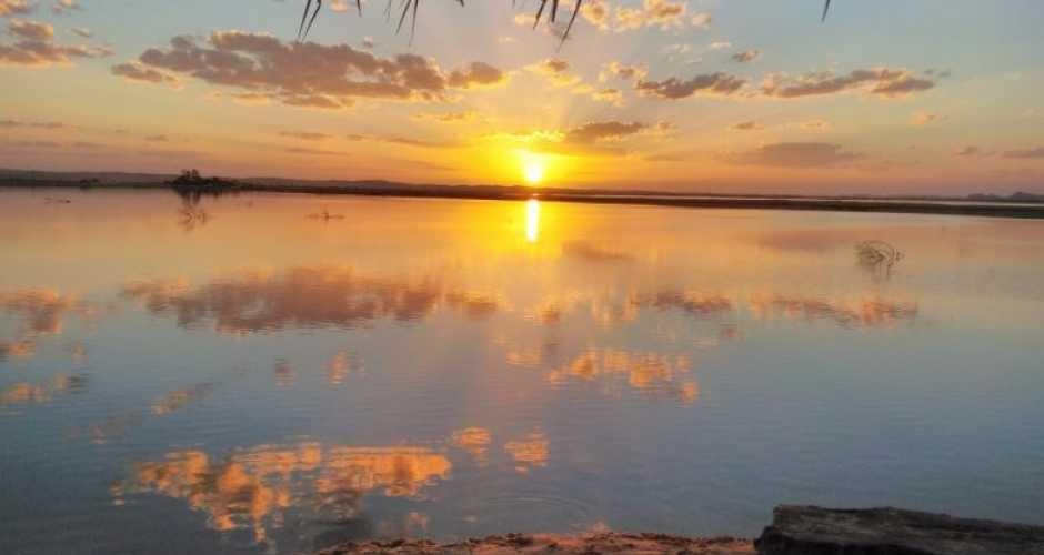 sunset-Siwa