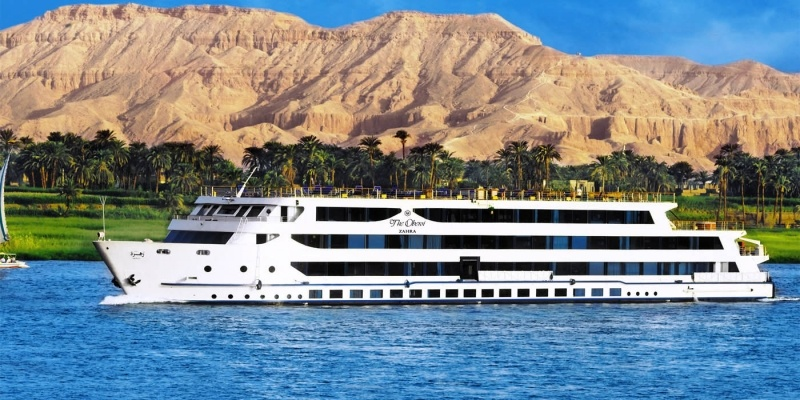 7 nights Nile Cruise From luxor to Aswan