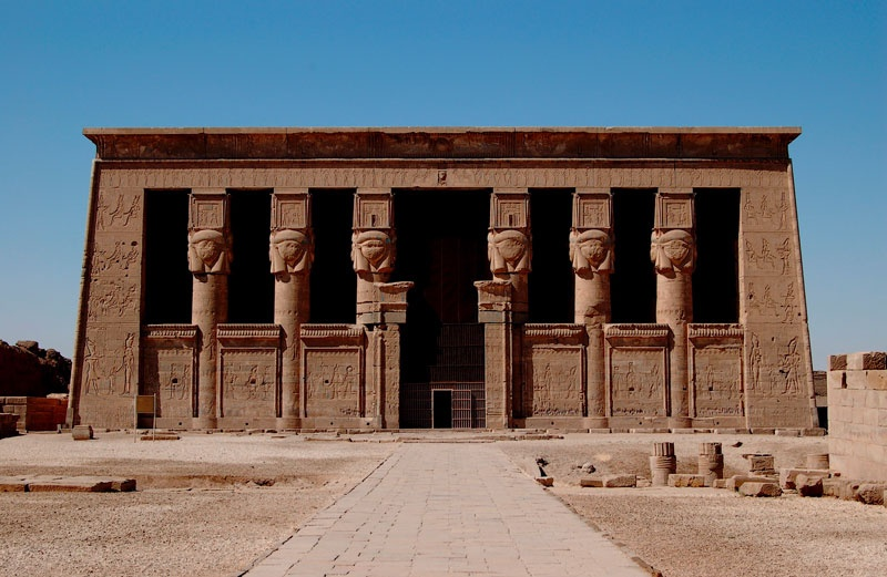 Dendera temple day tour from Safaga Port