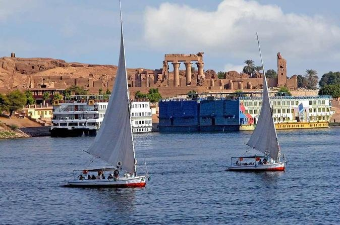 Sunset sailboat Trip from Luxor with Felucca ride | Luxor Day Tours