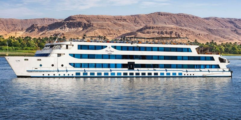 4 Days Nile Cruise From Aswan on Miss Egypt