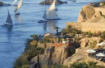 4 Days Nile Cruise Tour from El Gouna