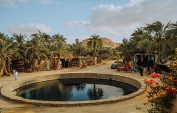 4 days tour to Alexandria and Siwa oasis from Damietta
