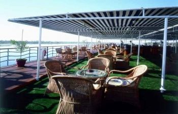 5 Days Nile river Cruise From Luxor Grand Princess