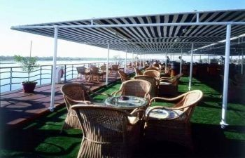 5 Days Nile river Cruise From Luxor Royal Princess