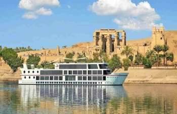 5 days Nile cruise package from Marsa Alam