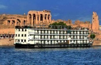 7 Nights Nile Cruise luxor Aswan Grand Princess