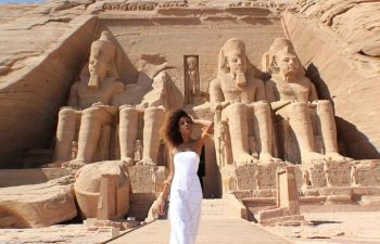 Abu simbel and Aswan overnight Trip from Luxor