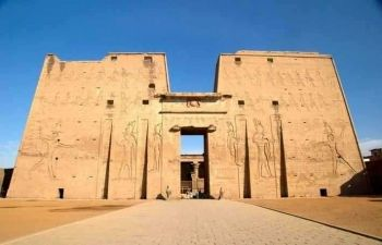 Day Trip to Edfu Kom Ombo from Portghalib