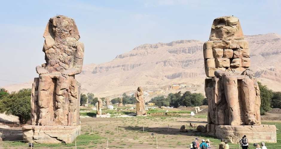Day Trip to Luxor from Hurghada