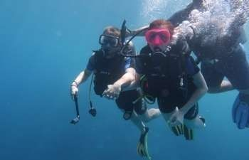 Day diving trip to Hamata island from Marsa Alam