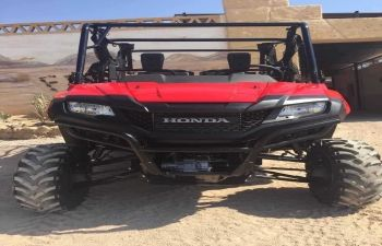 El Gouna morning car buggy tours