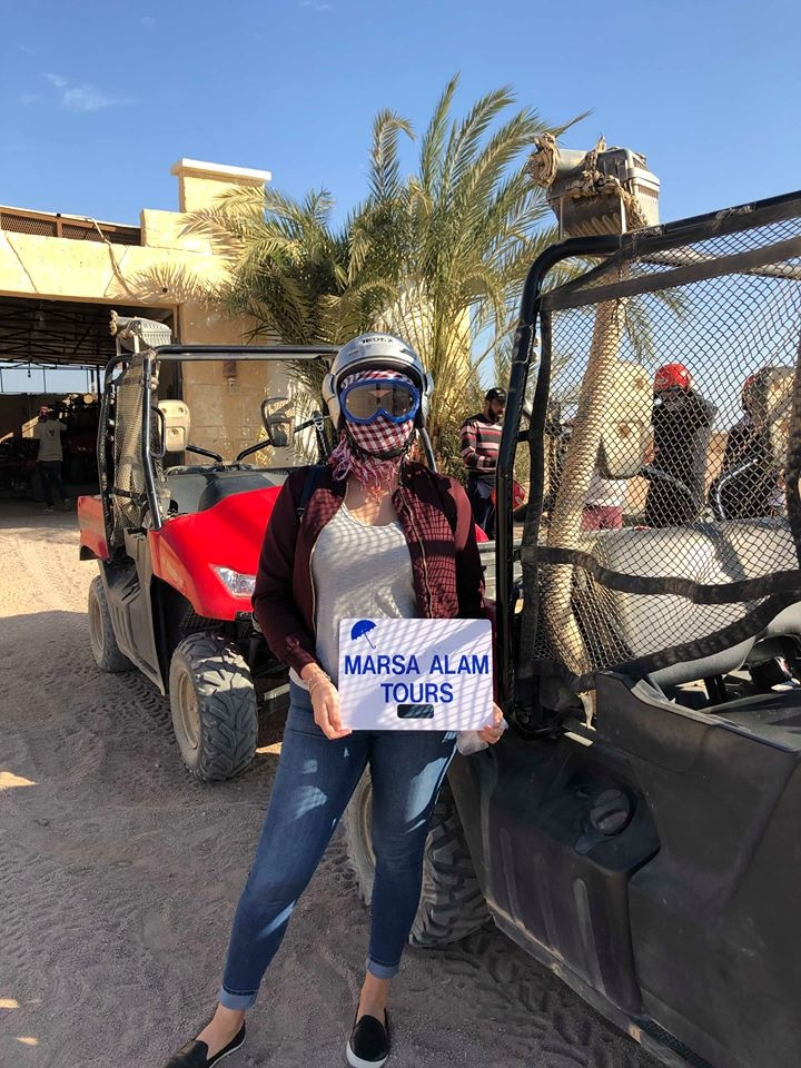 Hurghada Desert Sunset Safari Trip By Quad Bike
