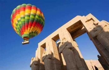 Luxor Hot Air Balloon Tour