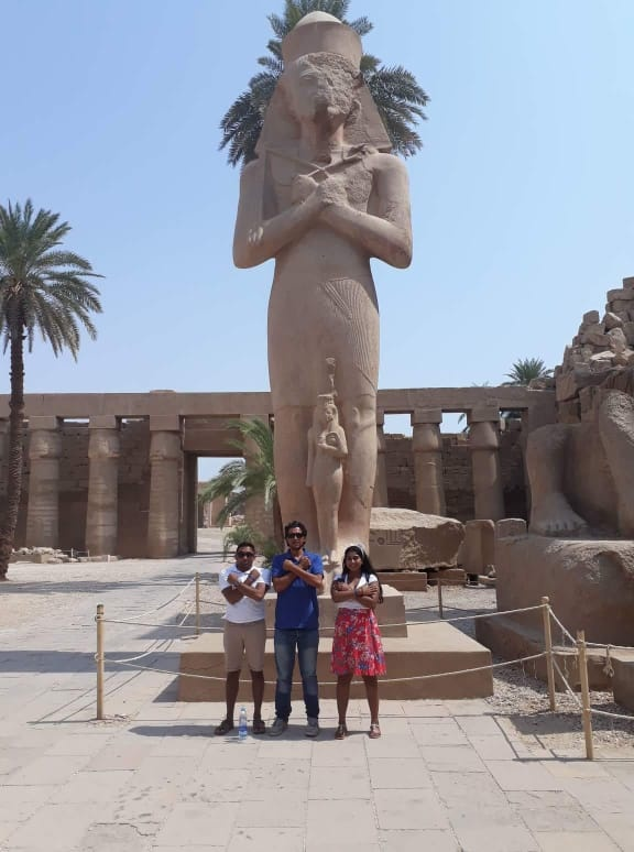 Luxor Excursions from Makadi | Luxor Day tours