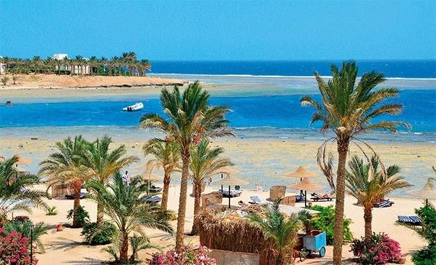 Marsa Alam Airport Transfers To Sentido Oriental Dream Resort