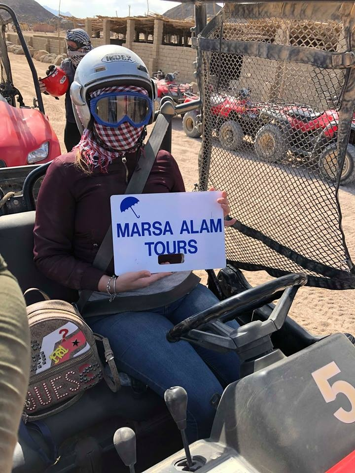 Hurghada Desert Morning Safari Trip By Quad Bike