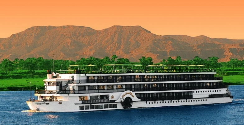 Nile Cruises from Luxor