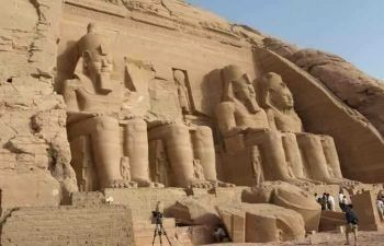 Overnight trip to Aswan and Abu Simbel from El Quseir
