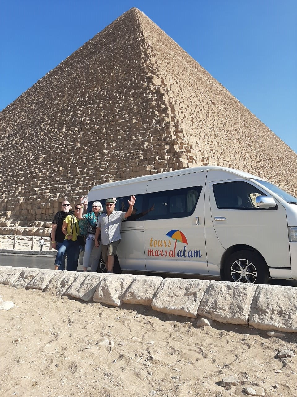 Private Transfers From Cairo